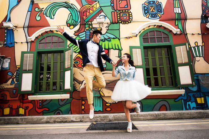 My Dream Wedding - Singapore by My Dream Wedding - 030