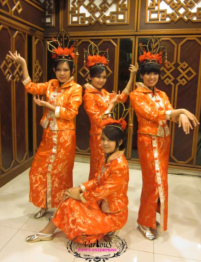 Oriental Chinese Dance by Various Dance Enterprise - 005