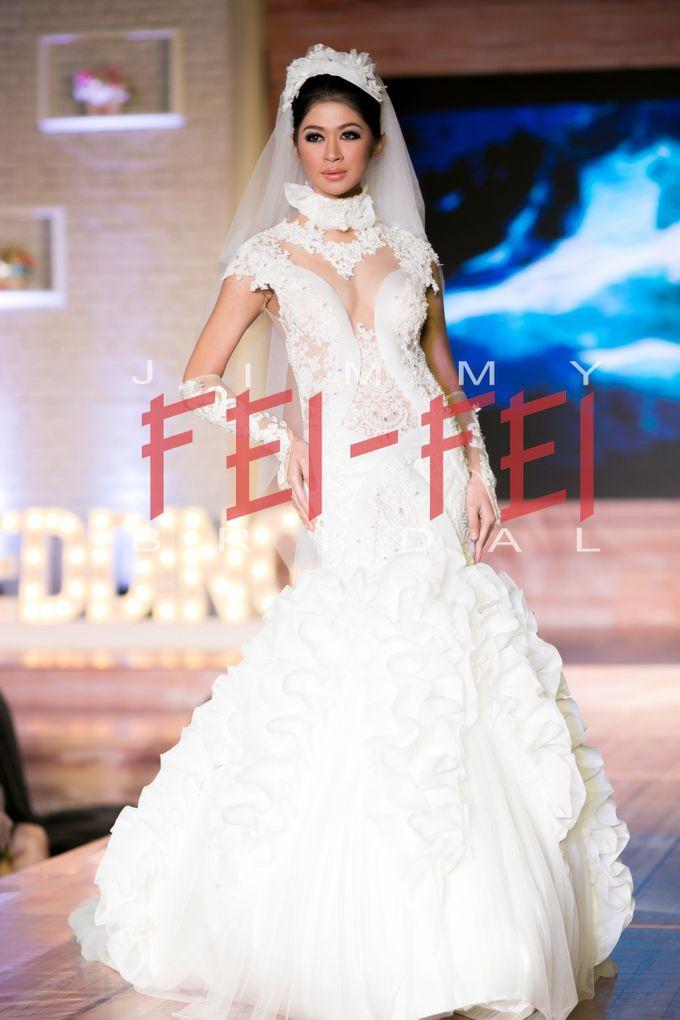 Beautiful in white by Jimmy Fei Fei - 001
