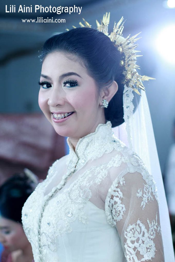 Anjung & Adhetiya Wedding by Lili Aini Photography - 001