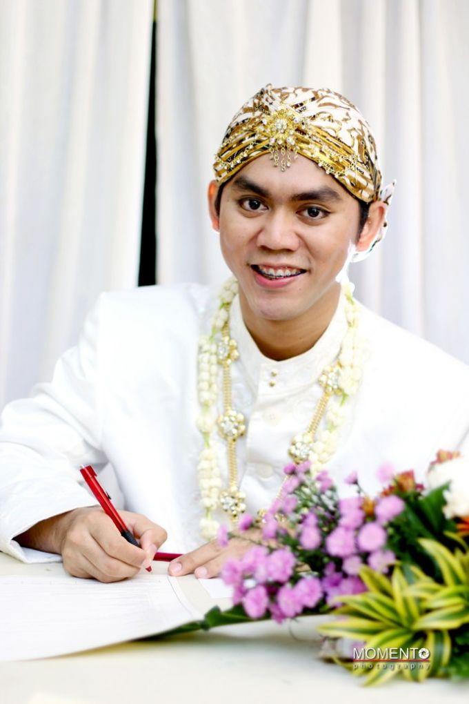 Wedding Aniki & Fajar by MOMENTO Photography - 011