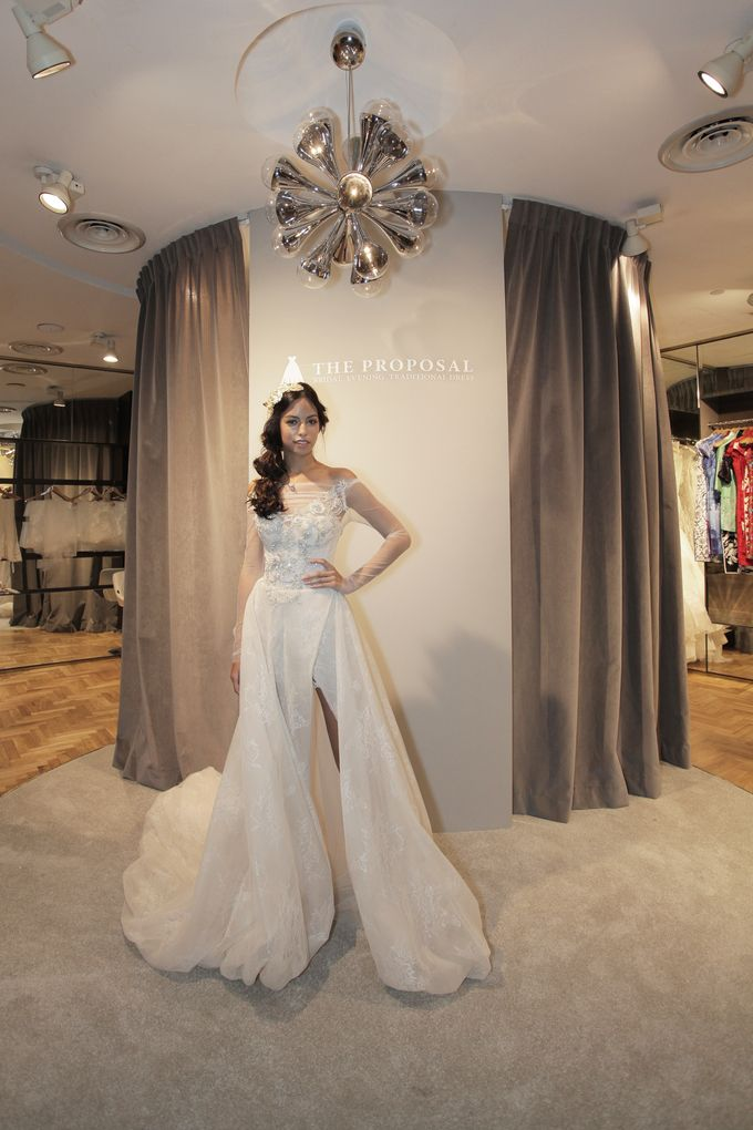 Galia Lahav Singapore Trunk Show 21-23 August by Gioielli Bridal Accessories & Crystal Bouquets - 005