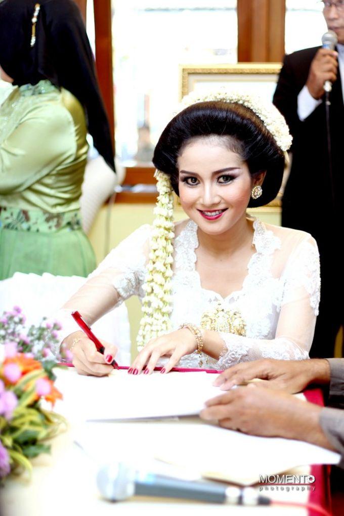 Wedding Aniki & Fajar by MOMENTO Photography - 012