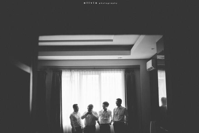 Ferry & Evi Wedding by alivio photography - 005