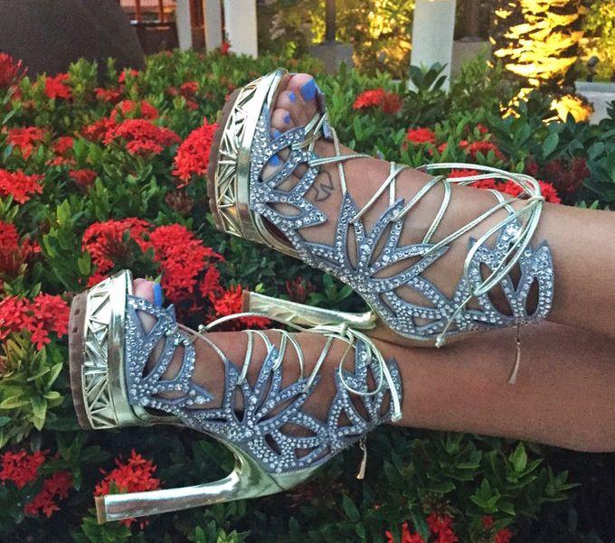 CIARA WEDDING Shoes by Femmes Sans Peur - 012