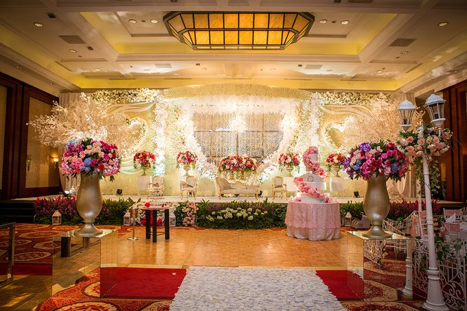 The Wedding of Angga & Wei -JW Marriot- by The Swan Decoration - 036