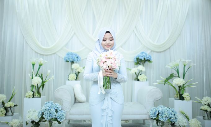 Engagement Ceremony of Najihah & Zhafir by The Lucid Company - 003