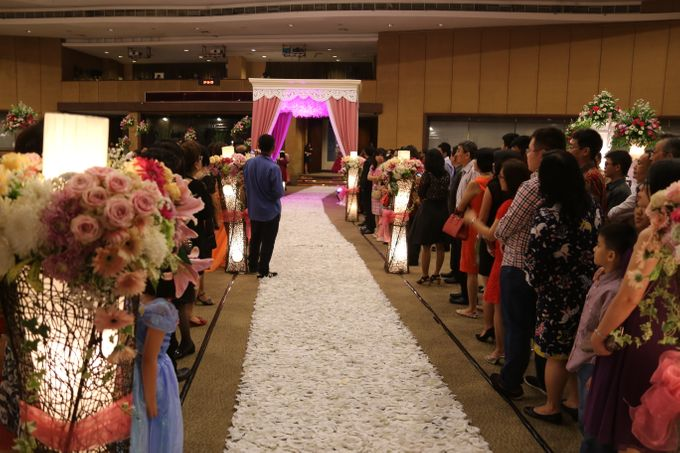 The Wedding of Evan & Felita by FIVE Seasons WO - 012