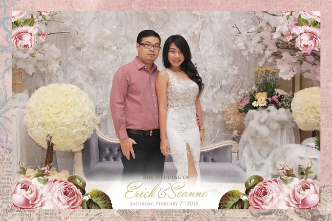 The Weddin of Erick & Seanne by After 5 Photobooth - 006