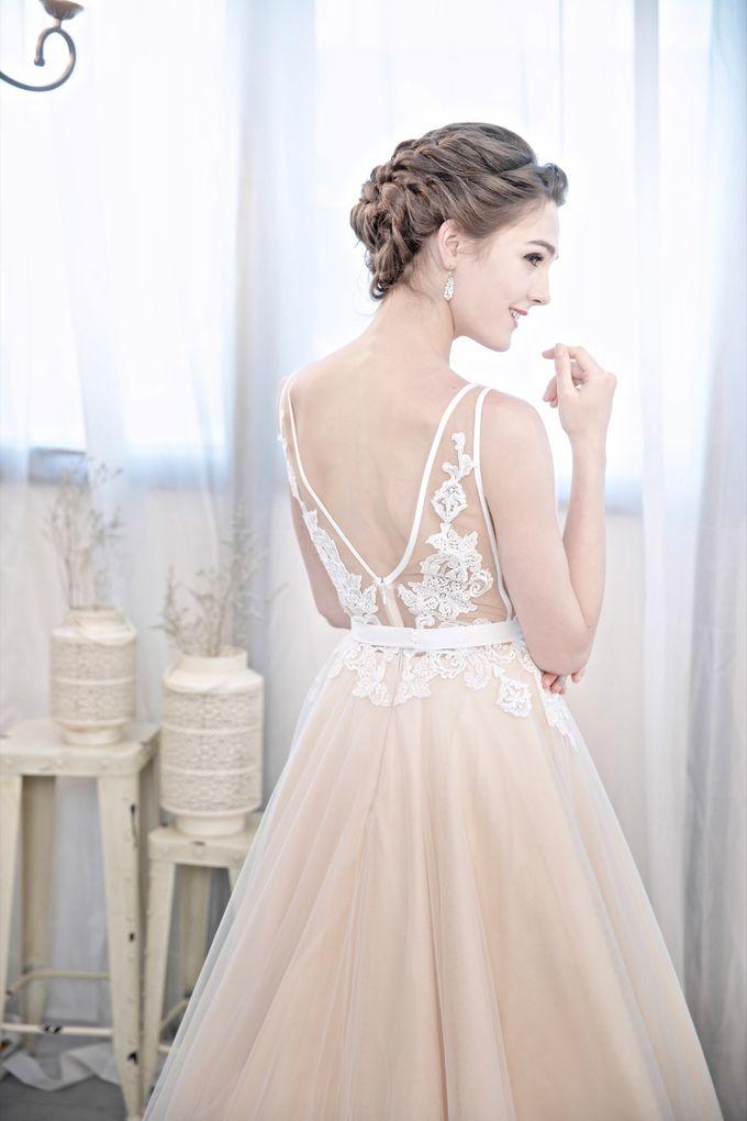 Signature Bridal Gown Range - Romantique by La Belle Couture Weddings Pte Ltd - 013