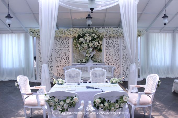 Akad Nikah by BALAI KARTINI - Exhibition and Convention Center - 006