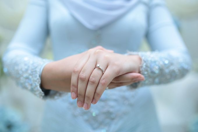Engagement Ceremony of Najihah & Zhafir by The Lucid Company - 004