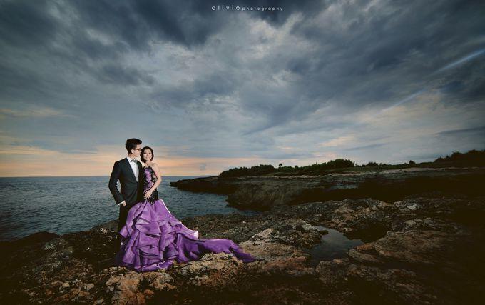 hartono & intan prewedding by alivio photography - 004