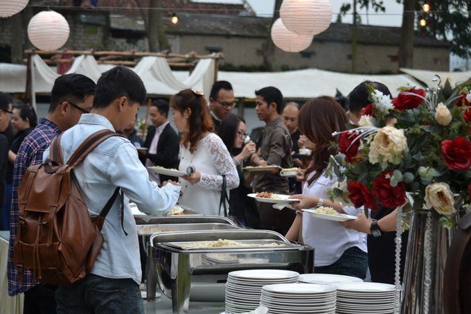 Wedding Venue by Burgundy Dine & Wine @ Pramestha - 002