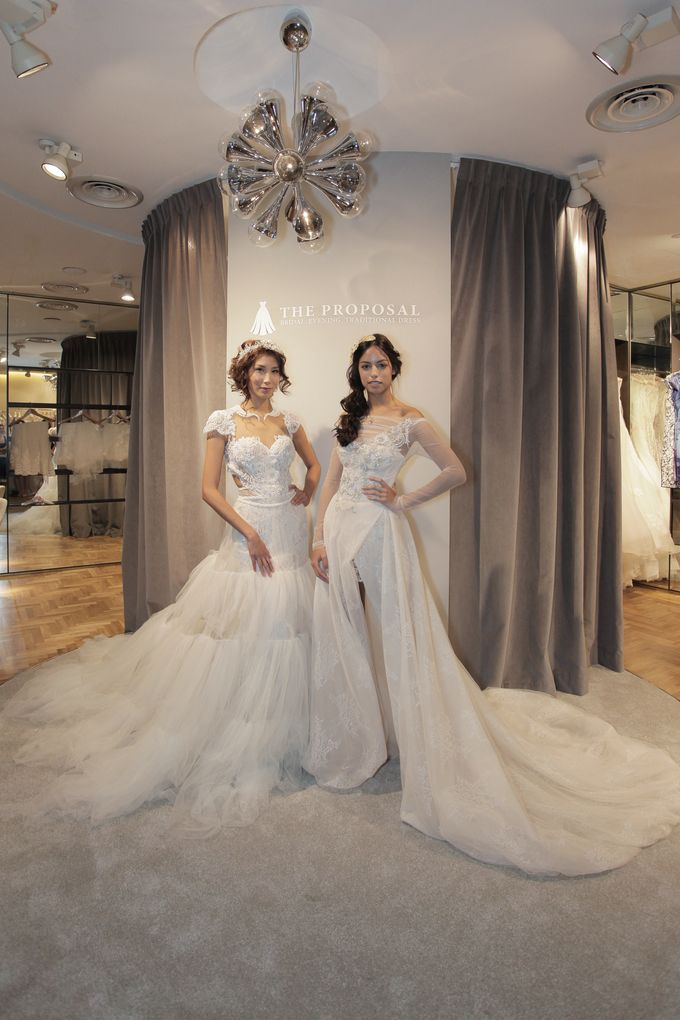Galia Lahav Singapore Trunk Show 21-23 August by Gioielli Bridal Accessories & Crystal Bouquets - 006