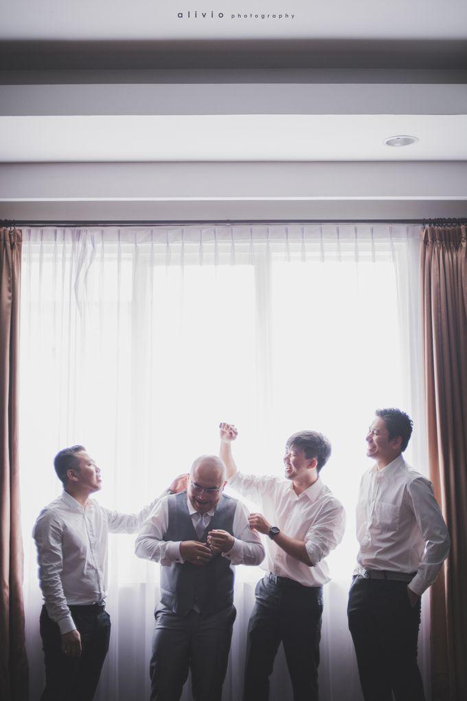 Ferry & Evi Wedding by alivio photography - 006