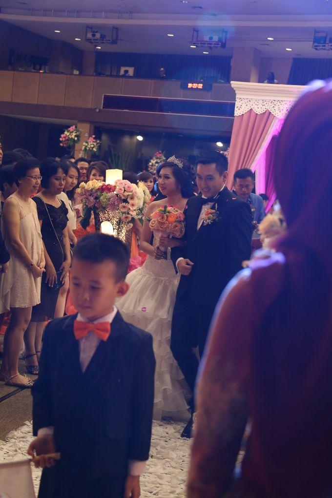 The Wedding of Evan & Felita by FIVE Seasons WO - 016