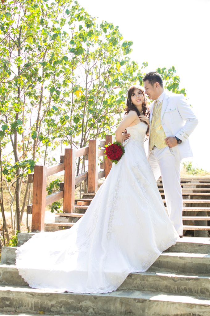 Prewedding of Jeffry & Yurike by CS Photography - 001