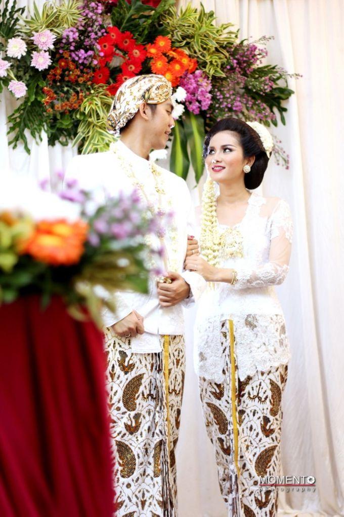 Wedding Aniki & Fajar by MOMENTO Photography - 013