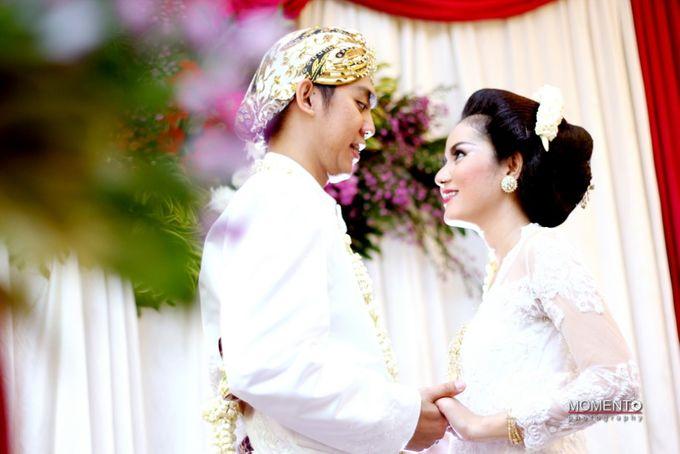 Wedding Aniki & Fajar by MOMENTO Photography - 015