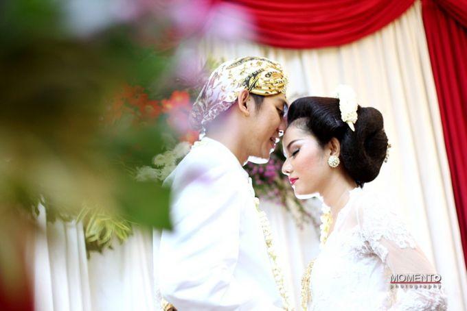 Wedding Aniki & Fajar by MOMENTO Photography - 016