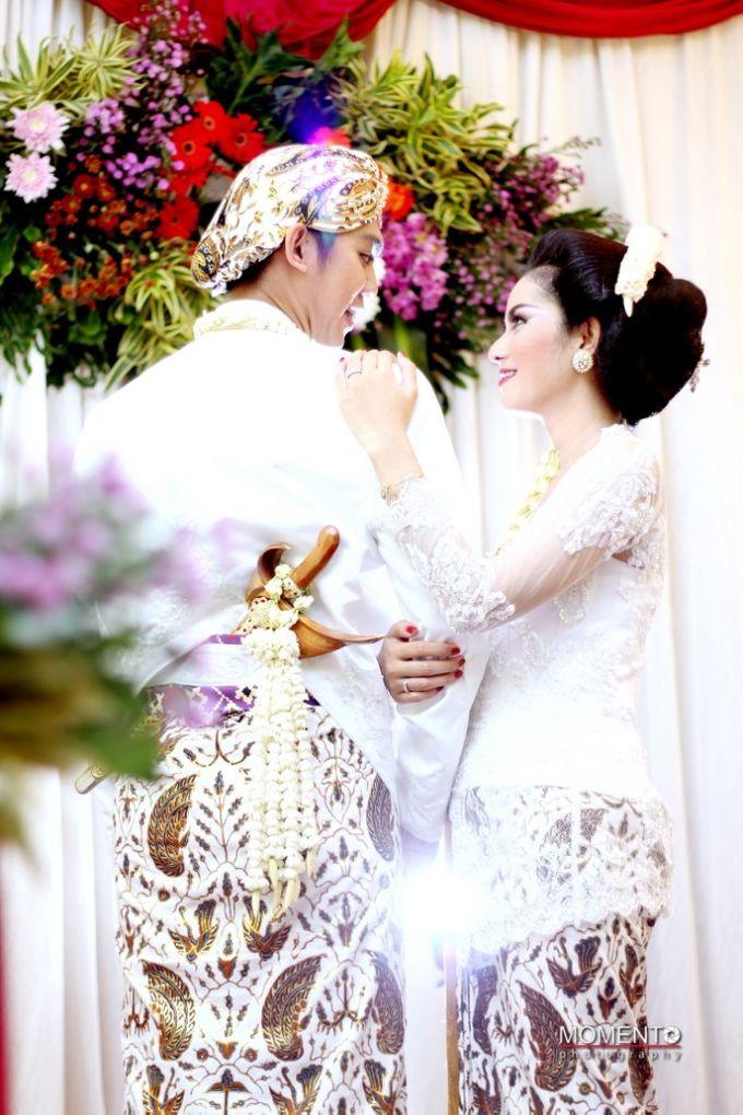 Wedding Aniki & Fajar by MOMENTO Photography - 014