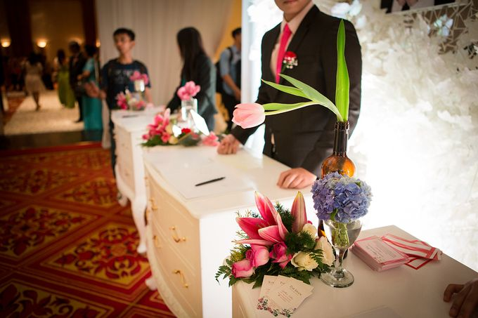 The Wedding of Angga & Wei -JW Marriot- by The Swan Decoration - 042