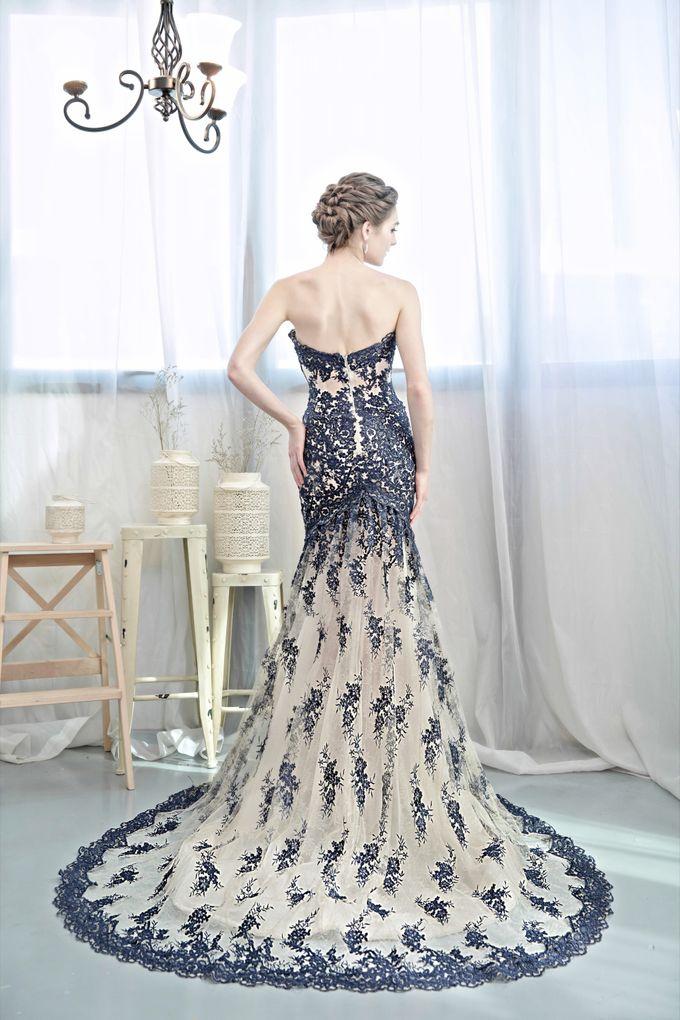 Signature Bridal Gown Range - Romantique by La Belle Couture Weddings Pte Ltd - 017
