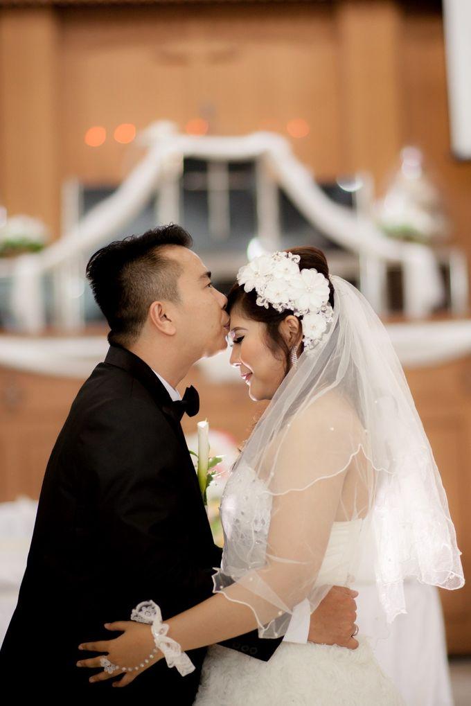 Nanda & Rayes Wedding by My Creation Art - 002