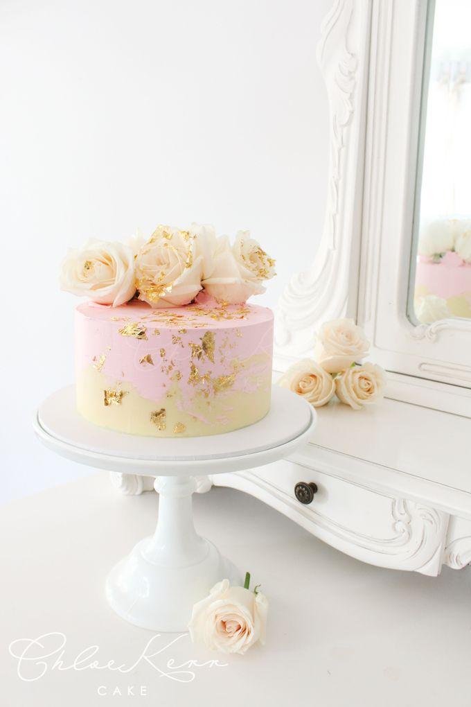 Buttercream Lush by Chloe Kerr Cake - 003