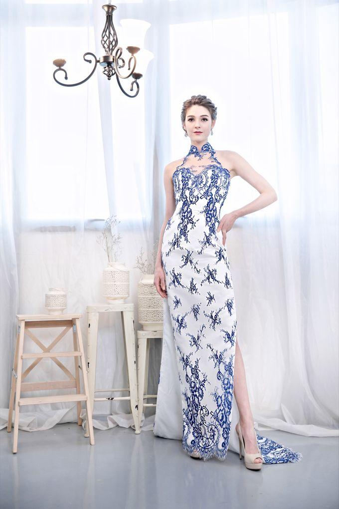Signature Bridal Gown Range - Romantique by La Belle Couture Weddings Pte Ltd - 018