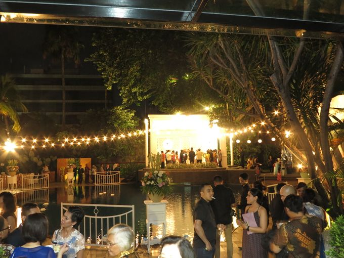 Echa & Rully Wedding Party by grandkemang Jakarta - 015
