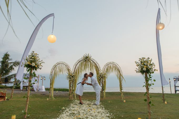 Unforgettable Vow by D'studio Photography Bali - 011