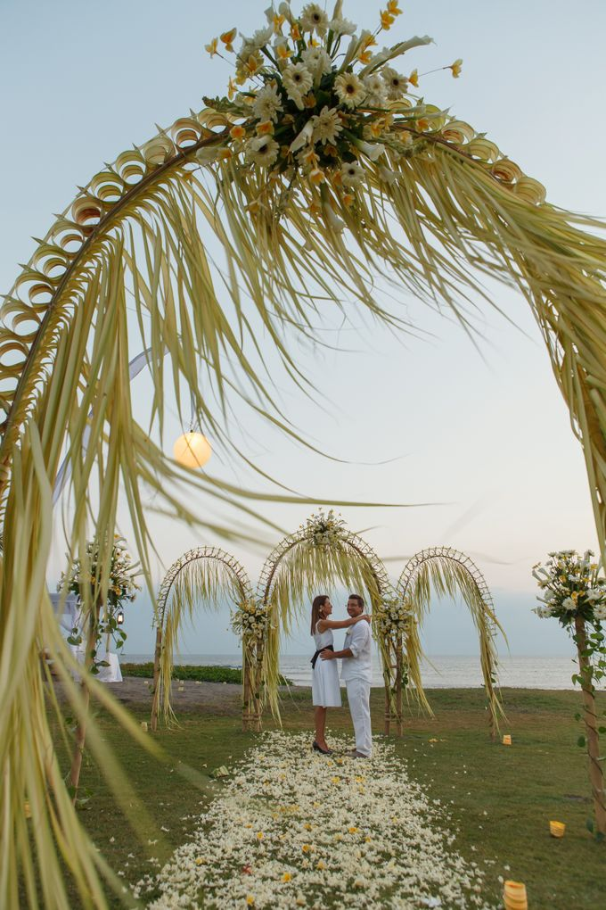 Unforgettable Vow by D'studio Photography Bali - 010
