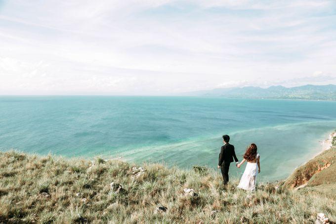 Drei and Dea Engagement Session by Gem Parto Weddings - 001