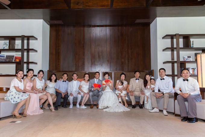 WEDDING ALEX & YITING by Fairmont Sanur Beach Bali - 004