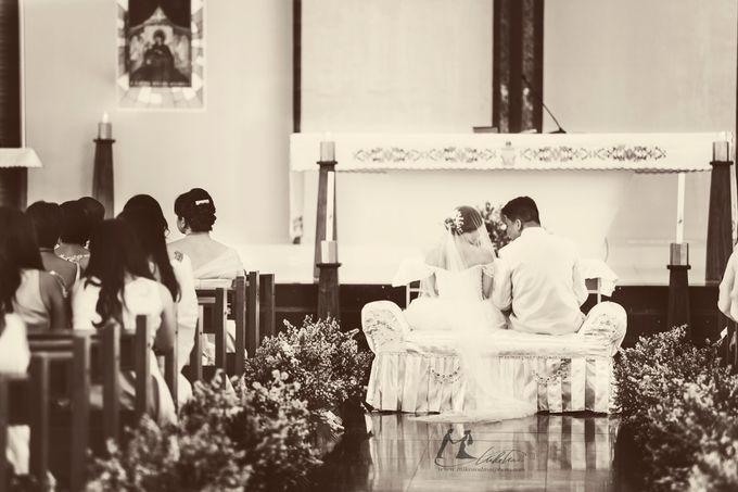 IC & Jasmine Alabang Wedding Highlights by Mike & Mai Photography - 002