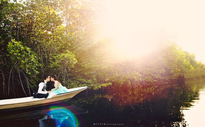 hartono & intan prewedding by alivio photography - 007