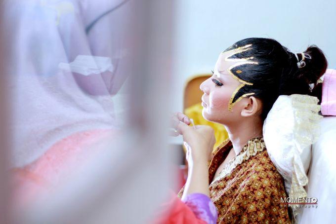 Wedding Aniki & Fajar by MOMENTO Photography - 019