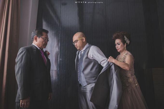 Ferry & Evi Wedding by alivio photography - 008