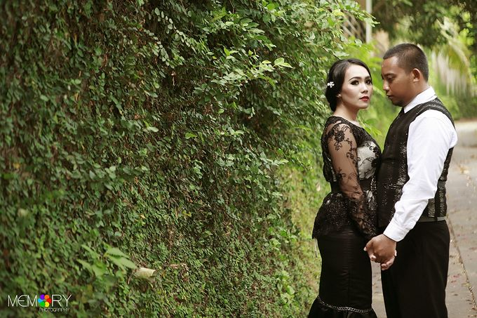 Prewedding Nurul & Panji by MEMORY PHOTOGRAPHY - 005
