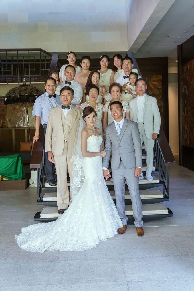 WEDDING ALEX & YITING by Fairmont Sanur Beach Bali - 005