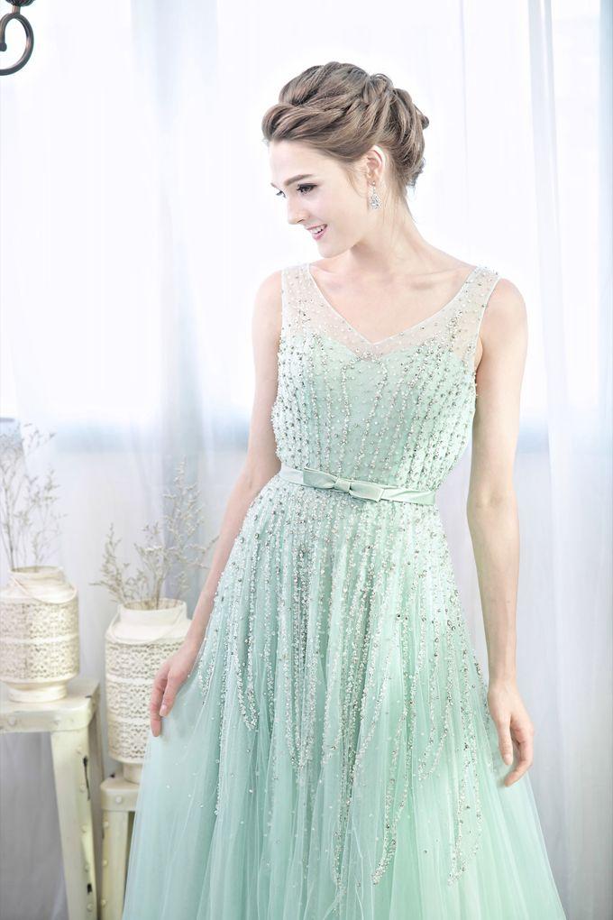 Signature Bridal Gown Range - Romantique by La Belle Couture Weddings Pte Ltd - 024