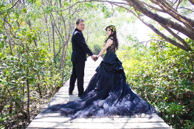 Prewedding of Jeffry & Yurike by CS Photography - 004