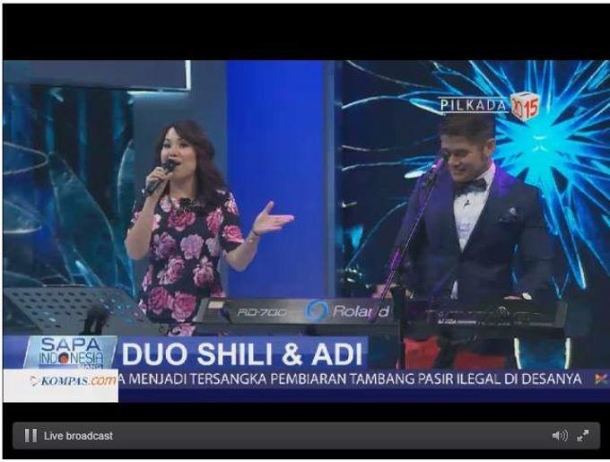 Kompas TV Interview and Performance by ShiLi & Adi - 008