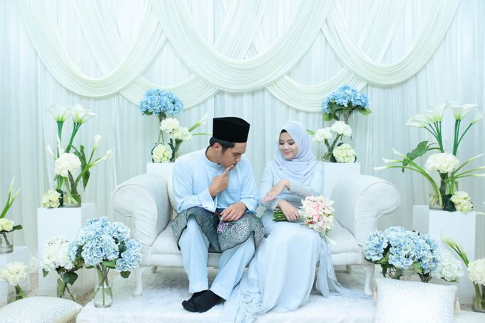 Engagement Ceremony of Najihah & Zhafir by The Lucid Company - 007