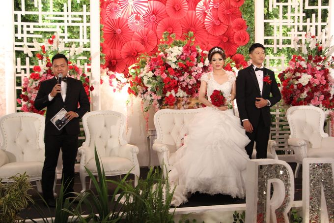 The Wedding of Rinto & Mona by Yosua MC - 003