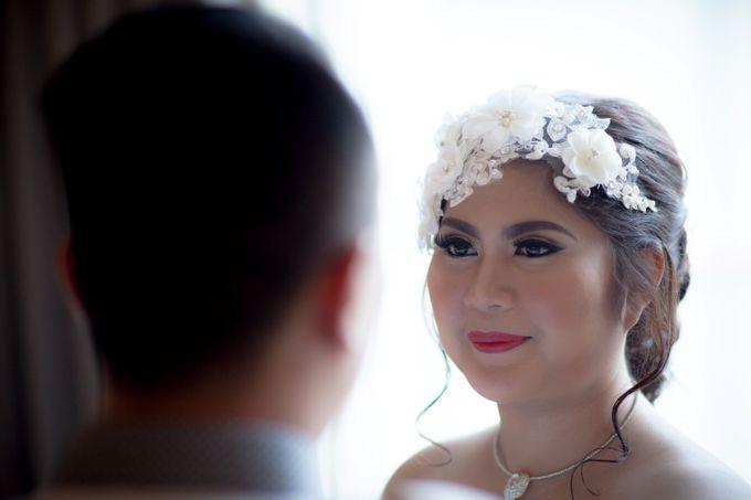 Nanda & Rayes Wedding by My Creation Art - 007