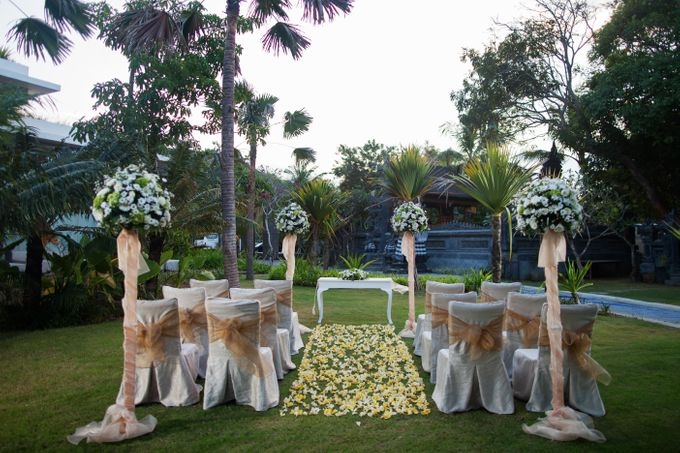VENUE - GARDEN by Sofitel Bali Nusa Dua Beach Resort - 003