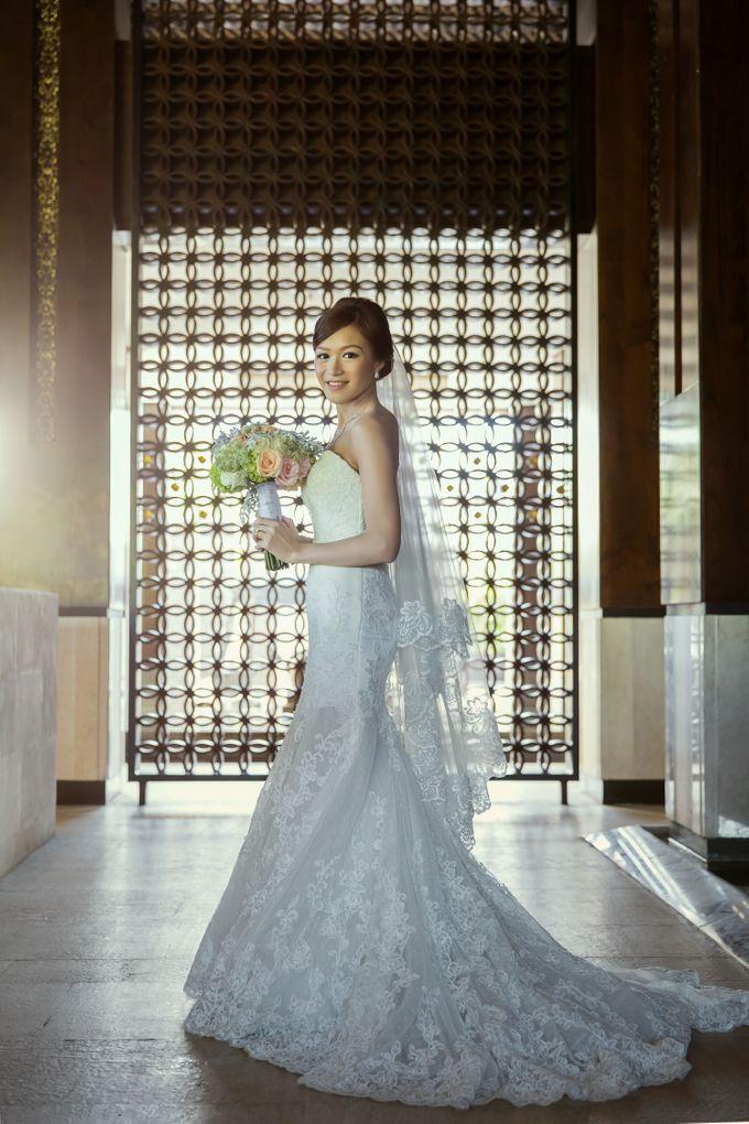 WEDDING ALEX & YITING by Fairmont Sanur Beach Bali - 006